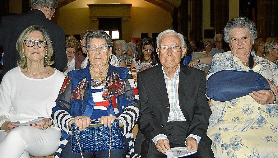 50 aniversario en Santa María la Mayor de Inca