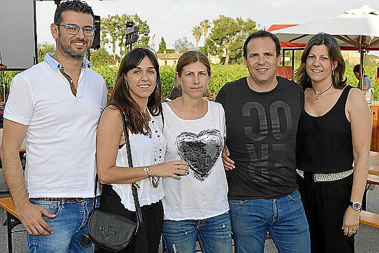 I Mostra de Jamón de Porc Negre de Mallorca en Macià Batle