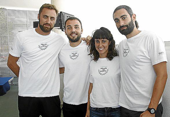 Jornada 'Más allá del deporte' en el Centro Fundación Rafa Nadal