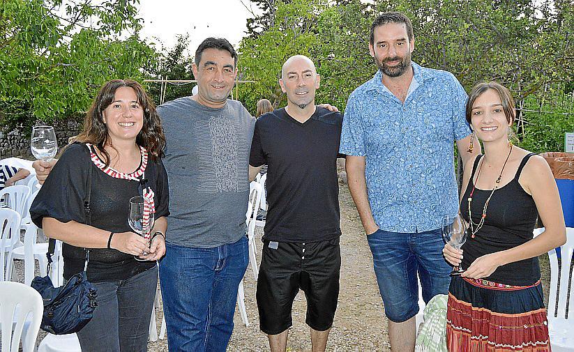 Festa del Vi a la Fresca en Can Majoral