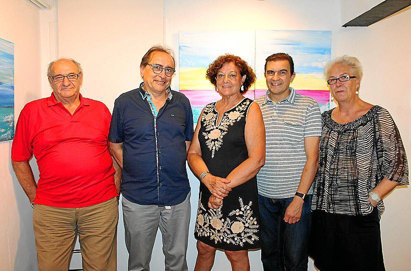 Exposición de Eva Felice en Art Mallorca