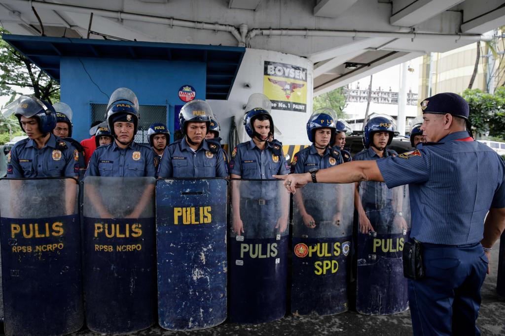 Aduanas en Filipinas