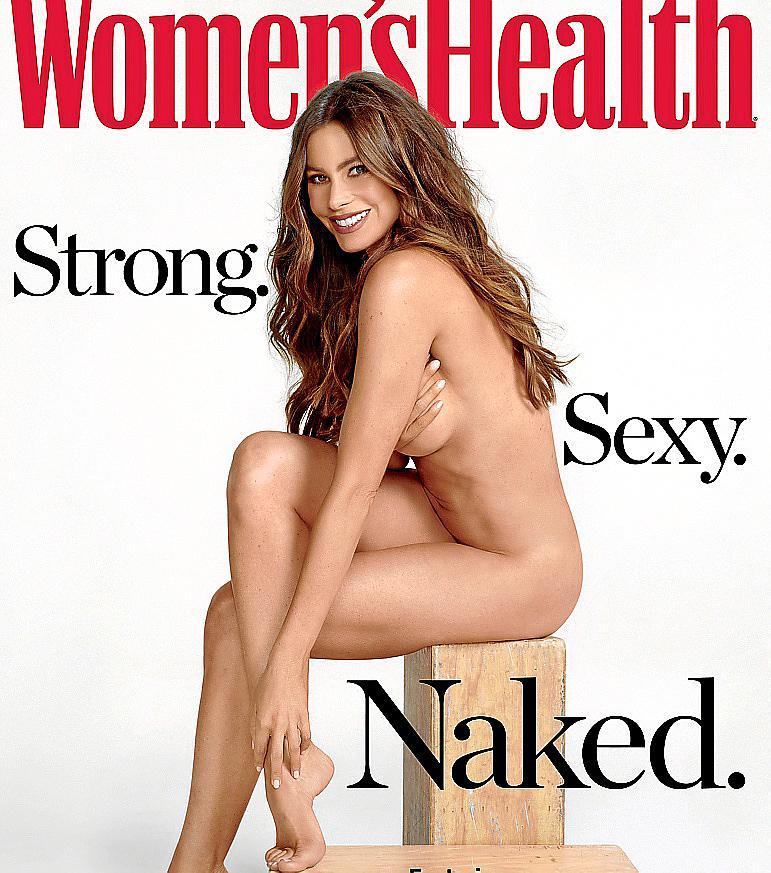 Sofía Vergara Se Desnuda Para La Portada De Womens Health