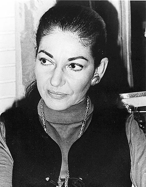 40 Años Sin María Callas