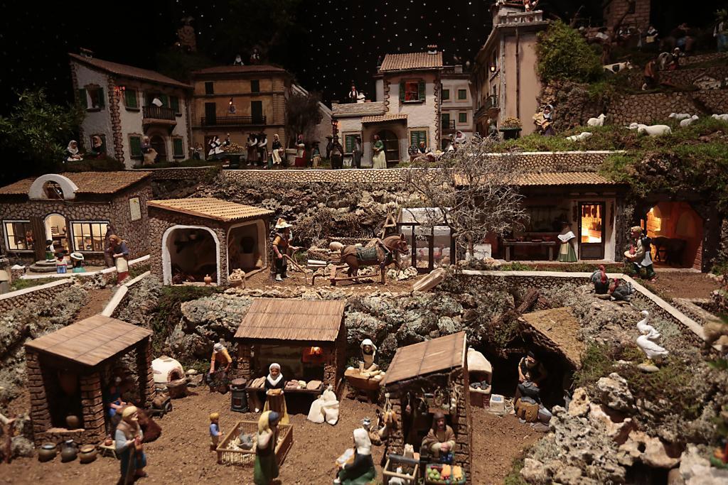 Fotos Esta Navidad Belenes Originales.Belenes Tradicion Viva De La Navidad En Mallorca