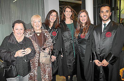 El Col·legi d'Advocats premia a Rafael Perera