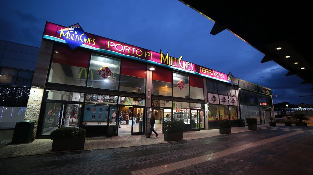 Los Cines Porto Pi Terrazas Echan El Cierre Por Su Bajo Rendimiento