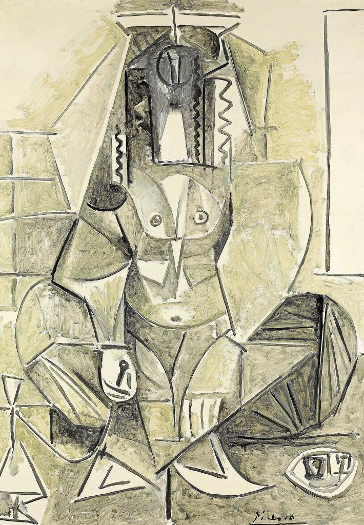 Récord para Vlaminck y buenas ventas de Picasso en una subasta en Nueva York