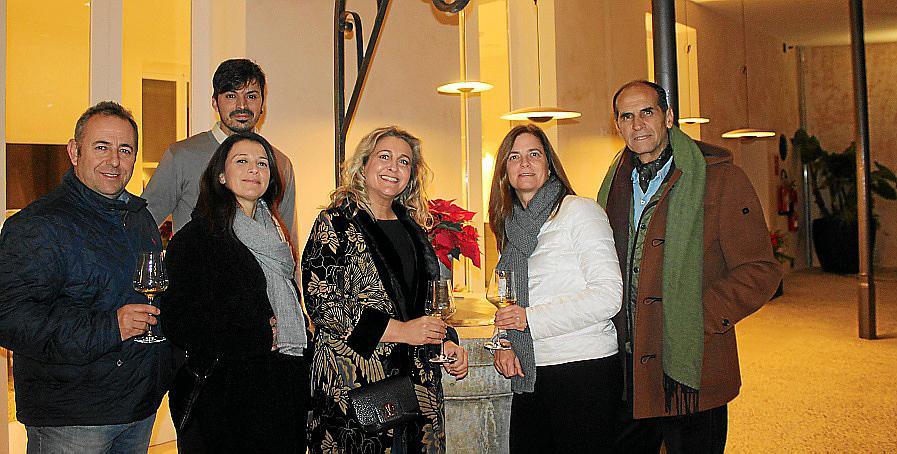Inauguración del restaurante Rosetó en el restaurado convento de las Hermanas Reparadoras de Can Campaner