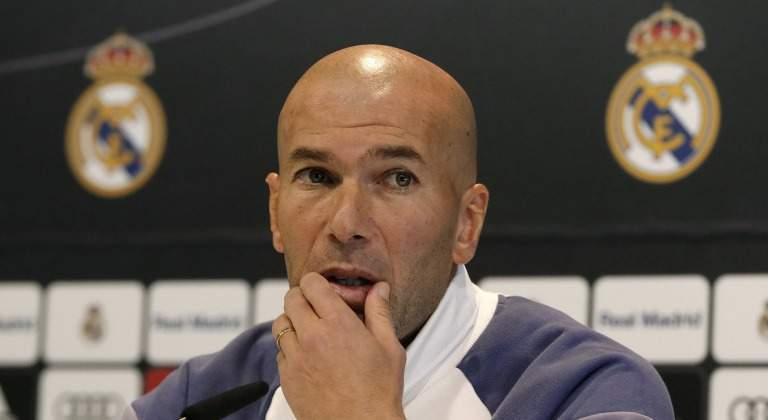 92cf4689ad Zidane  «No veo a un Real Madrid sin Cristiano Ronaldo»
