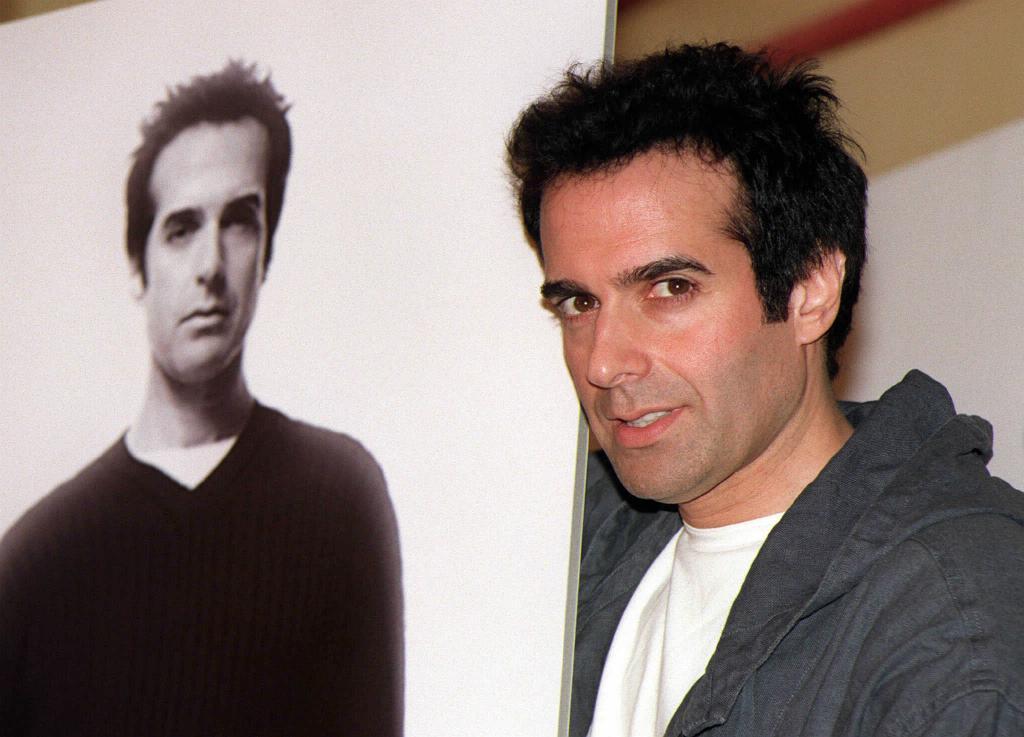 David Copperfield Acusado De Drogar Y Violar A Una Menor Hace Casi