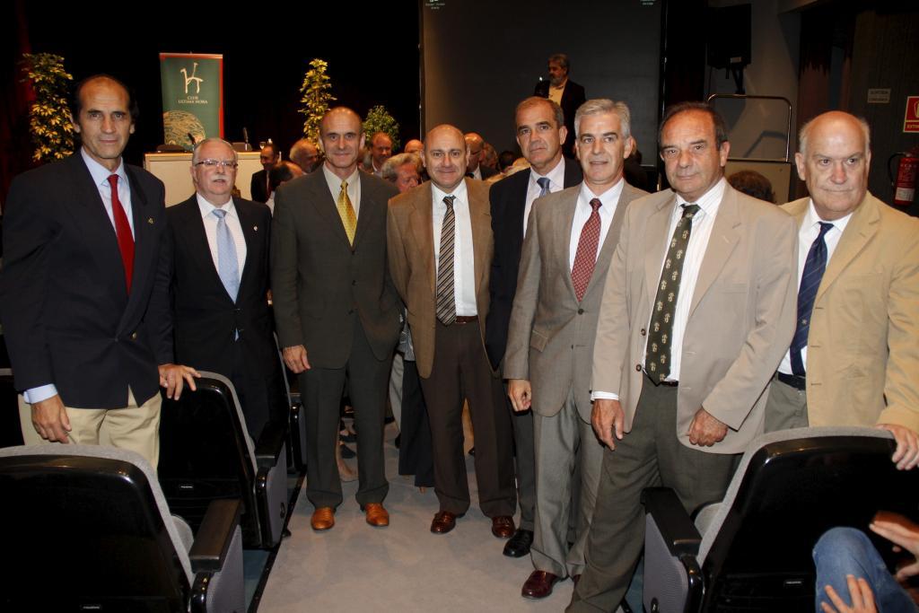 Conferencia del general Fulgencio Coll en el Club Ultima Hora
