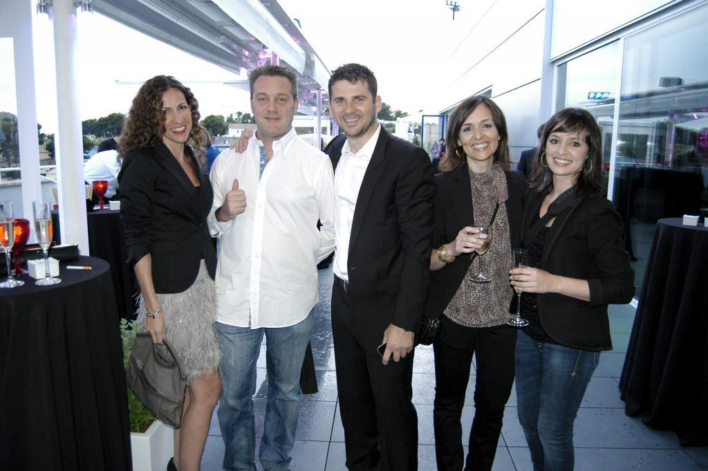 Sunset Club abre sus puertas en las Terrazas de Porto Pí de Palma