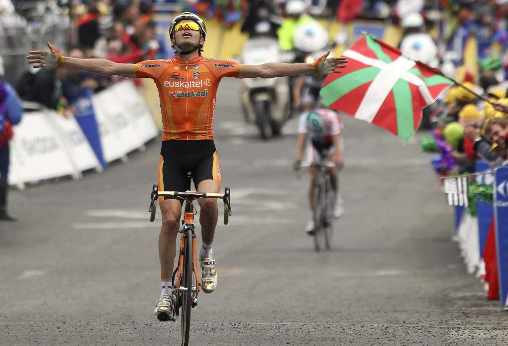 Contador sufre en el gran día de «Samu»
