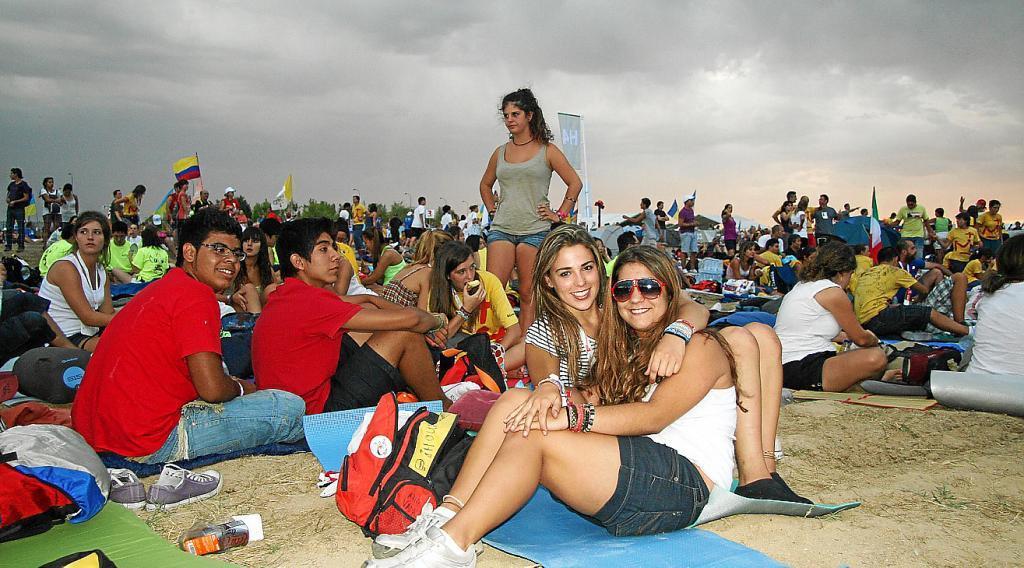 Los peregrinos mallorquines califican de 'positiva' su participación en la JMJ
