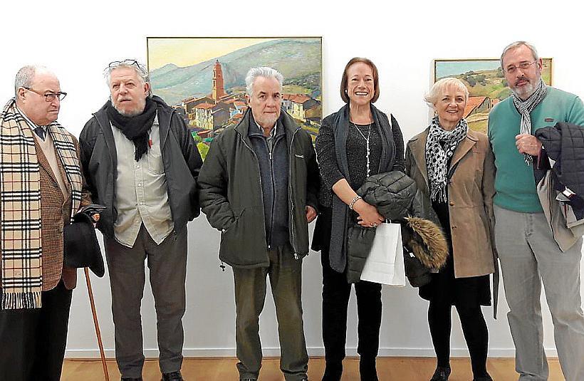 Carloandrés expone en la Fundació Coll Bardolet