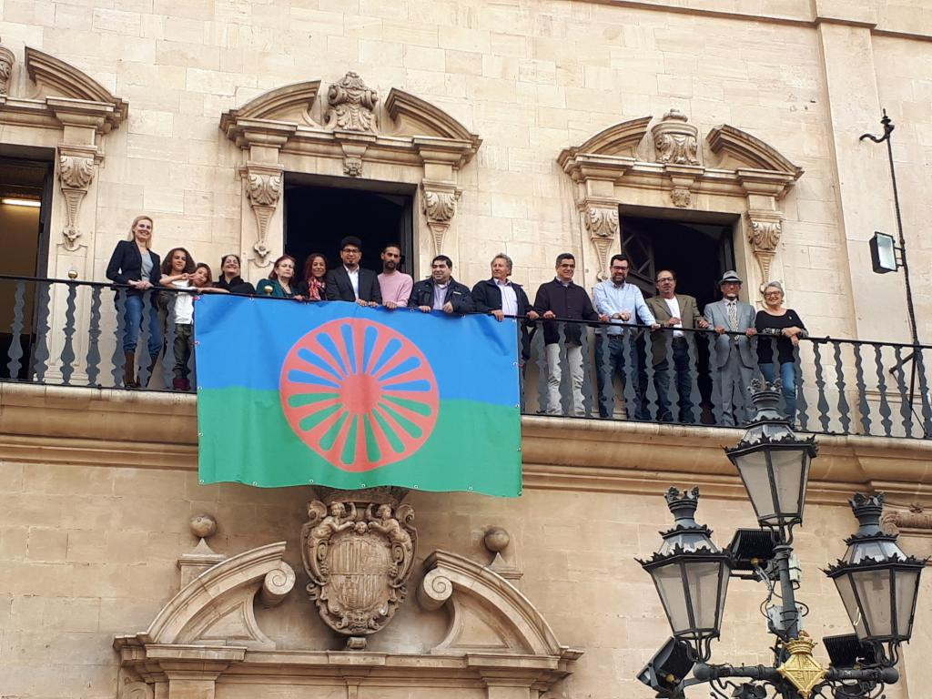f5a9a823db24 El Ayuntamiento de Palma ha celebrado este sábado un acto para mostrar su  reconocimiento al pueblo