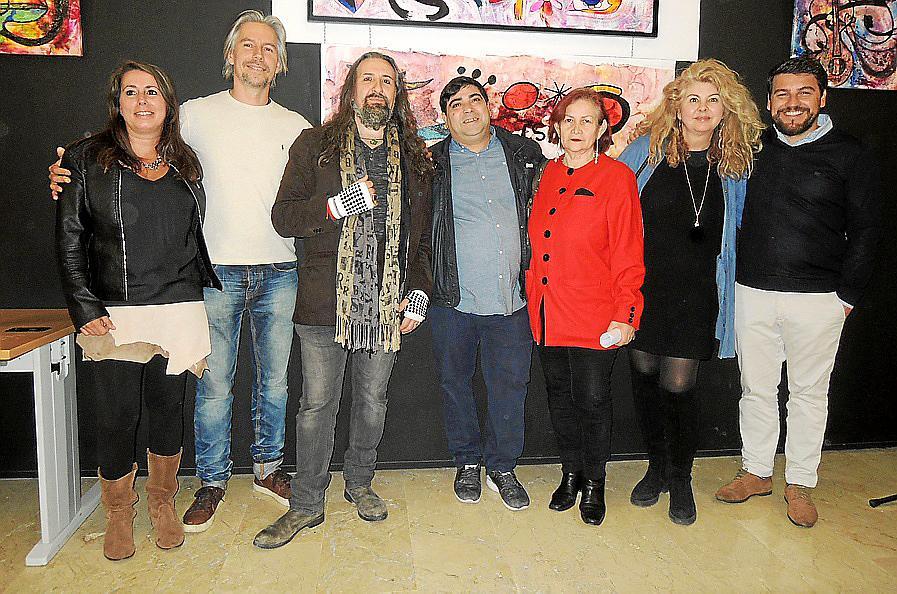 José Luis Mesas presenta su obra en Flassaders