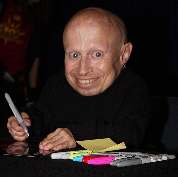 Fallece El Actor Verne Troyer Conocido Por Su Papel De Mini Yo En