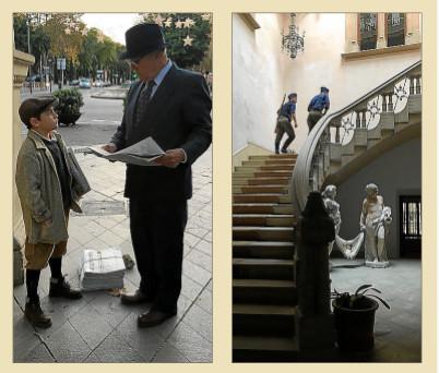 Escenarios 125 años de historias