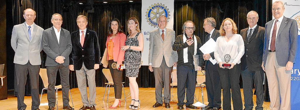 XXXI edición de los Premios Rotary Club