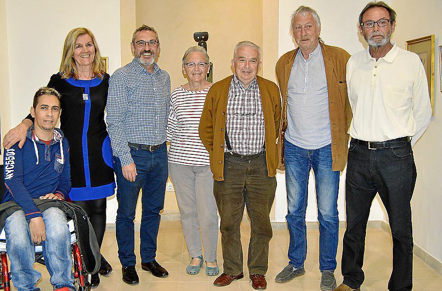 Miquela Vidal presenta su obra en Ses Salines