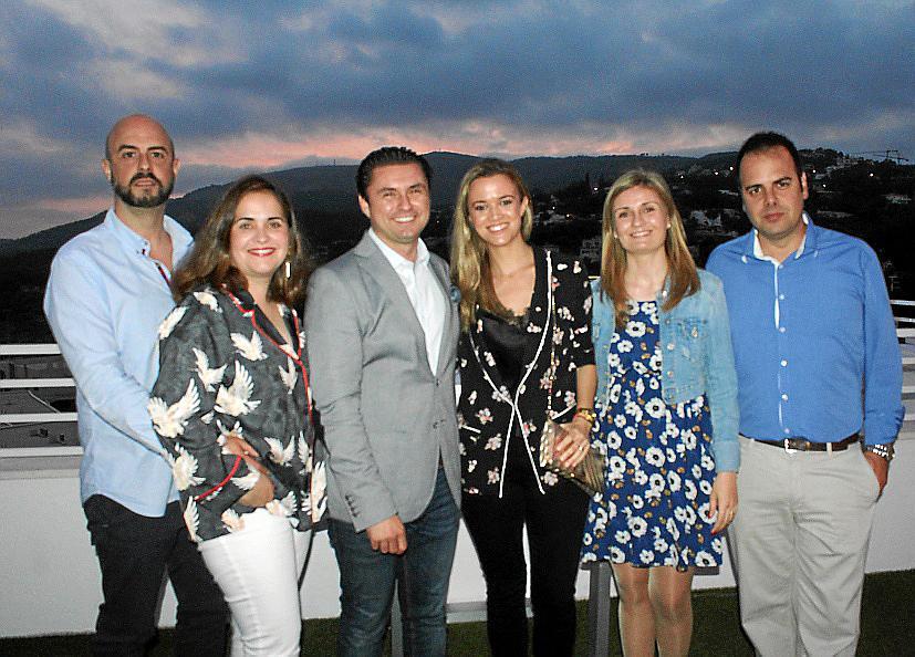Fiesta del 40 aniversario de Juanjo Nadal en OD Portals