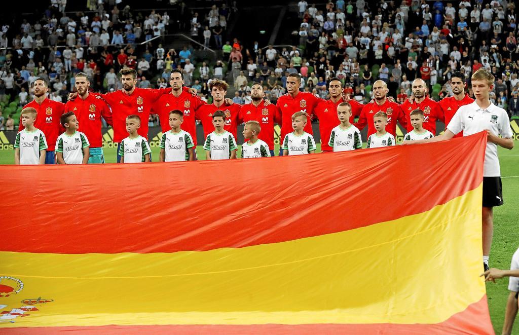 Hilo de la selección de España (selección española) - Página 2 760593