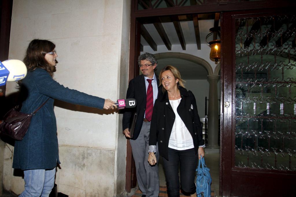 Cerdó, en libertad con cargos tras declarar por la Operación Ossifar