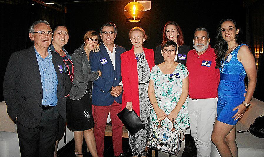 Fiesta anual de la patronal de agencias de viaje Aviba