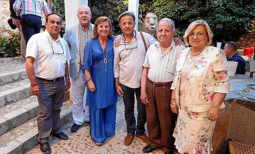 Presentación del libro de Joan Bennàssar en el Museu de Sóller