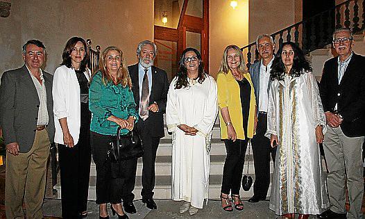 Fiesta del Iftar del Ramadán en Can Balaguer