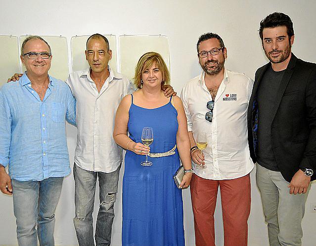 XX aniversario de la galería Marimón