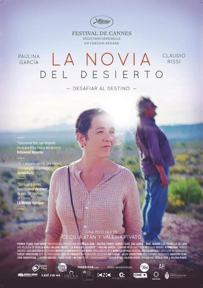 la novia del desierto » cartelera cine