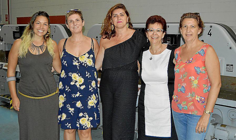 Entrega de premios del concurso Ultima Hora Oli de Mallorca