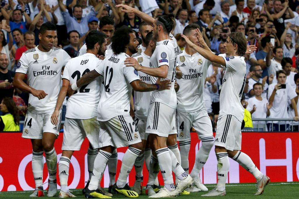El Real Madrid derrota al Roma con goles de Isco, Bale y