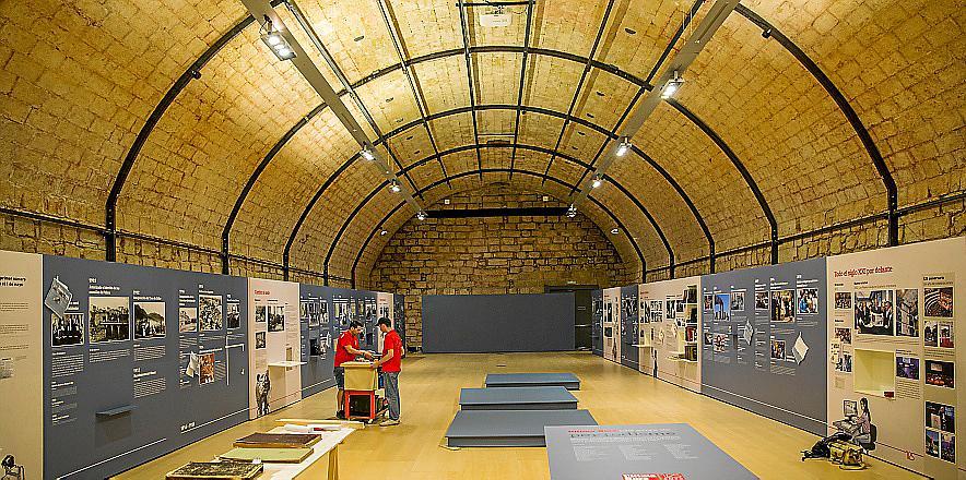Sala Aljub del Museu Es Baluard