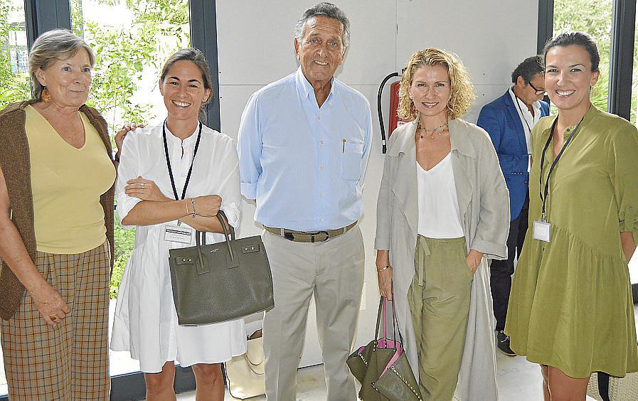 'Motivating Talks' con Toni Nadal en Fàbrica Ramis de Inca