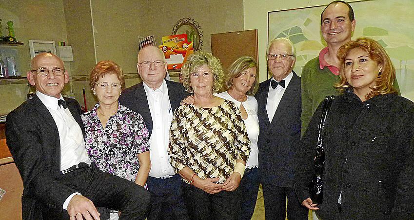 La Asociación Bona Gent de Santa Catalina celebra su patrona