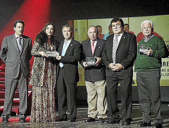 Fiesta anual del Comité de Entrenadores de la Federació de Futbol