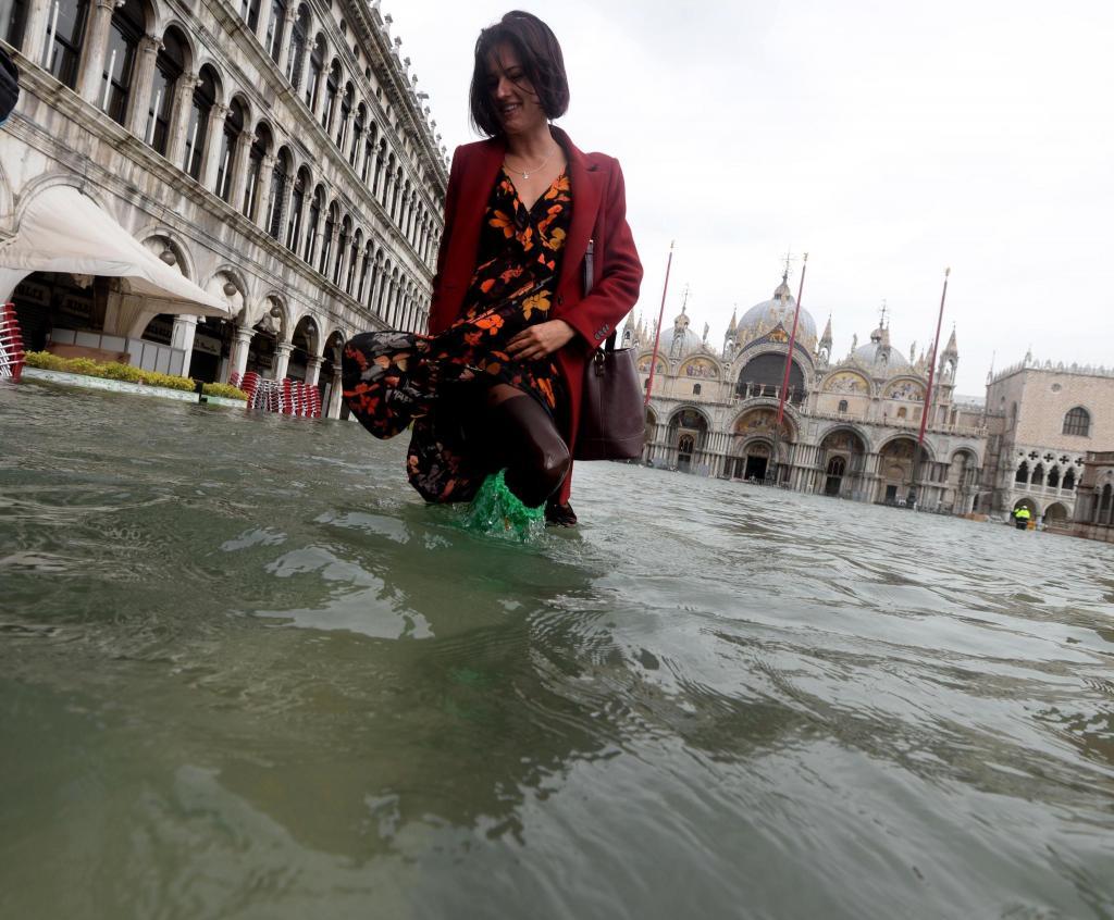 Seis regiones de Italia se encuentran en alerta roja por tormentas