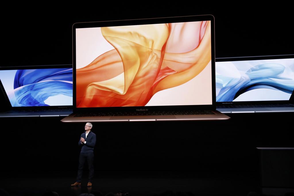 Apple presenta nuevos diseños