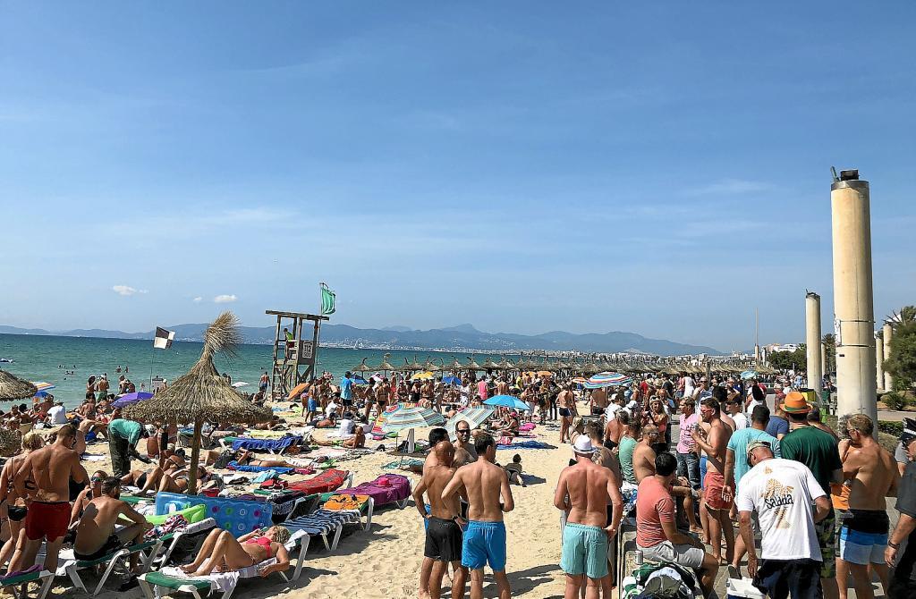 El turismo en Balears se llena de incertidumbres