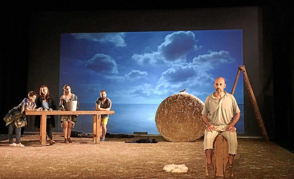 Toni Gomila presenta 'Rostoll cremat'