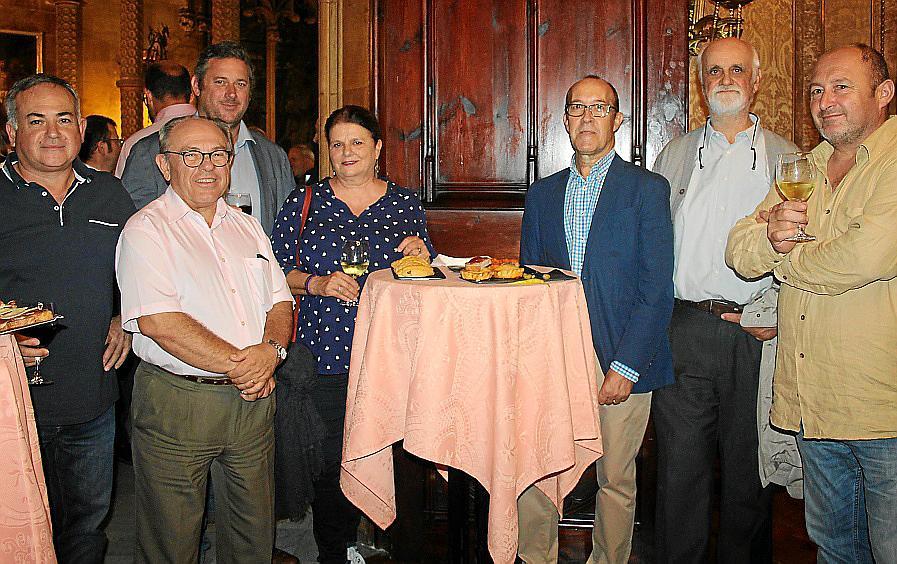 Entrega de la Gota d'Oli de Mallorca 2018