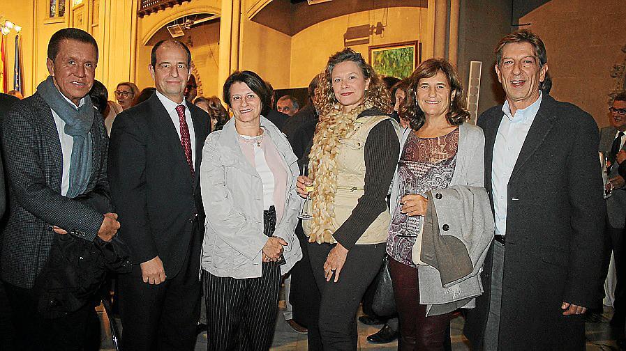 Conferencia de Juana María Román en la Acadèmia de Medicina