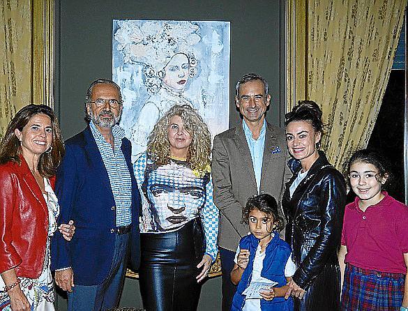Pilar Correa expone en Barcelona