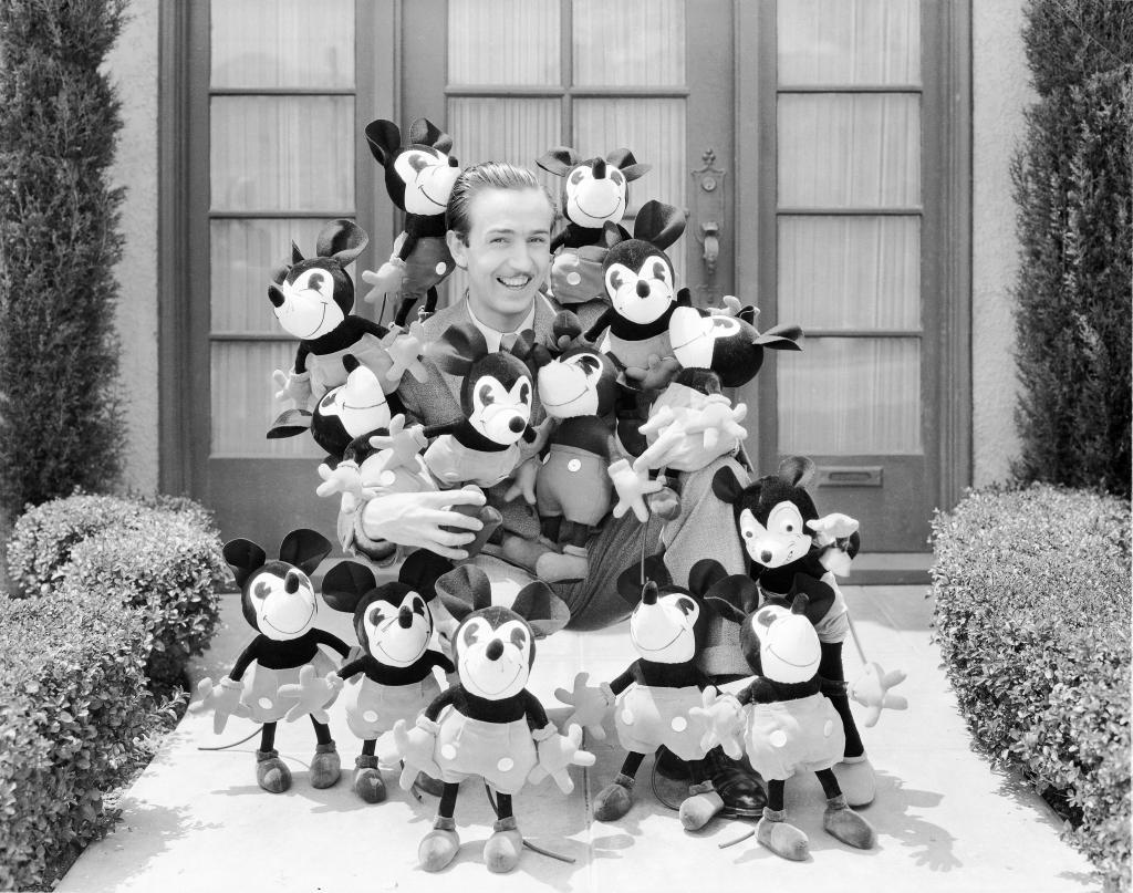 Los 90 años de Mickey Mouse en datos