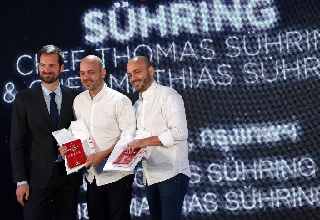 Ganadores de la estrella Michelin Bangkok, Phuket y Phang-Nga 2019