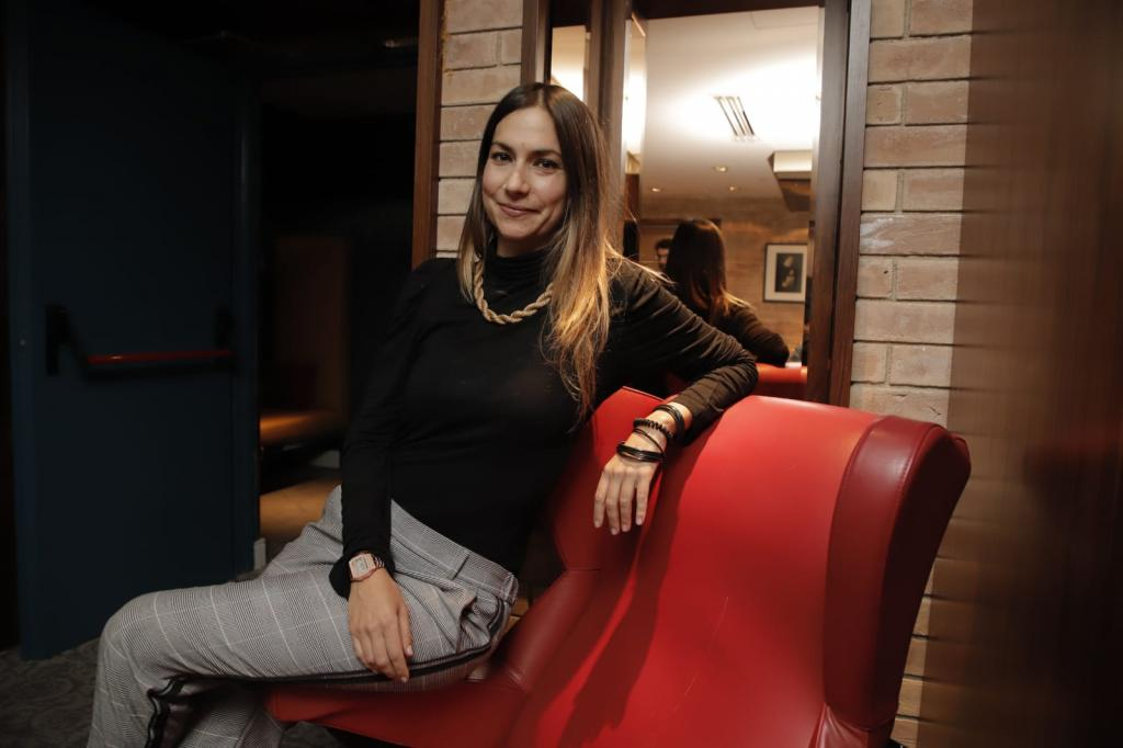 Chocho Charla Entrevista A La Psico Woman Isabel Duque